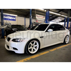 BMW E9X M3 OEM REPLACEMENT FRONT BUMPER COVER - AEUROPLUG