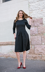 *DEAL* Classic Ponte Dress
