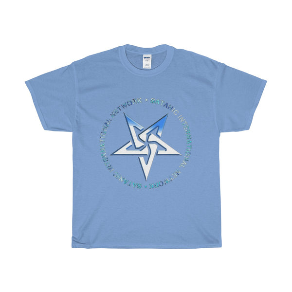 SIN LOGO DOUBLE SIDED  -Heavy Cotton Tee