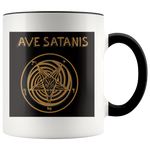 Ave Satanis - Coffee Mug