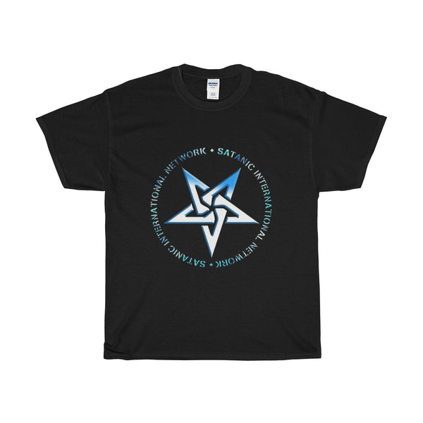 SIN Exclusive - SIN Logo Front/ Large Brimstone Back