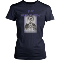 The Anti CHRIST - women shirt
