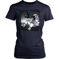 Internet Astronauts - Woman T-Shirt  ( Many sizes and colors )