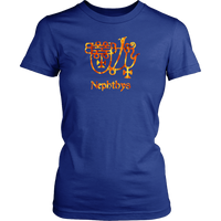 Nephthys - Demon Collection-Goetia  Women Shirt