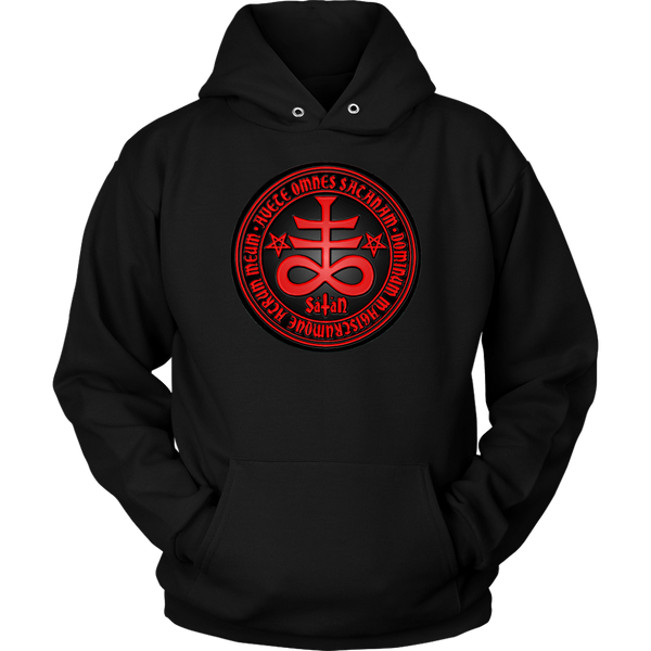Satanic Seal 3D -Men Women hoodies
