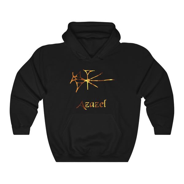 Demon Azazel -Goetia  Collection-Hooded Sweatshirt