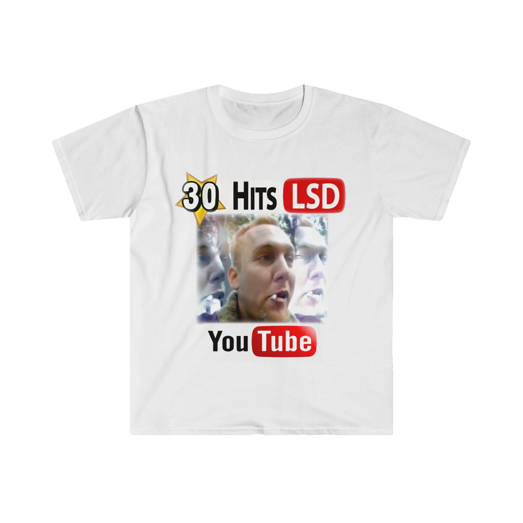30 Hits of LSD - Double sided T-Shirt