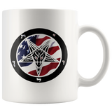 United Satanic America - Mug white 11oz