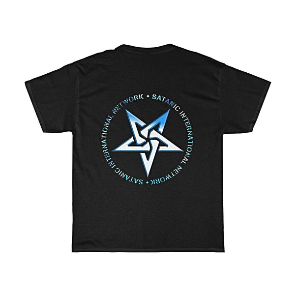 Sin Exclusive -  Double Sided - Large Brimstone Front/ SIN Logo Back