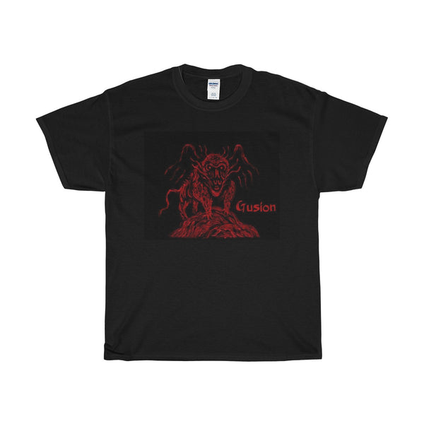 Old Demon - Heavy Cotton Tee