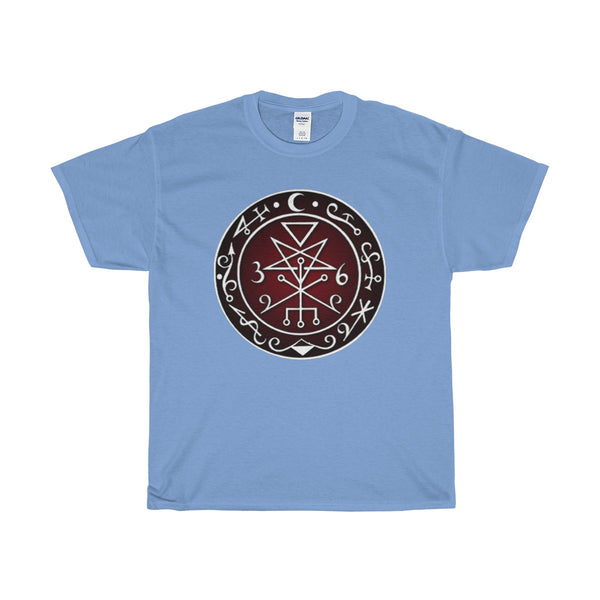 Lilith custom sigil - Heavy Cotton Tee