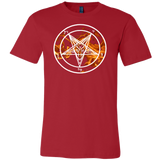 Baphomet Flame 2 - Shirt- 18.00 ( highest quality offered )