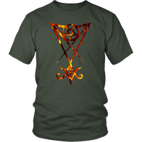 Lucifer's Fire - T-Shirt