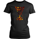 Lucifer fire - Women T-Shirt