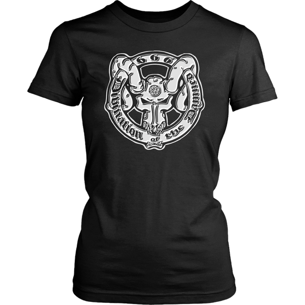 Divination of the Damned - Women T-Shirt