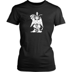 Baphomet -Women Shirt