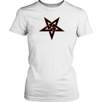 Pentagram T-Shirt -women
