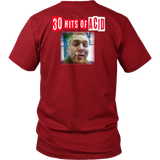 30 hits of Acid - Dual sided T-shirt