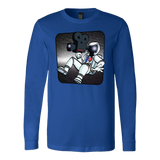 Internet Astronauts - Long Sleeve Shirt  ( Many sizes and colors )