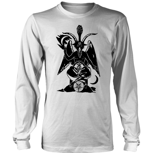 Baphomet - Long Sleeve Shirt