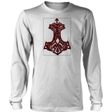 Thor Hammer - Long Sleeve Shirt