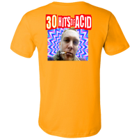 30 hits of ACID -Double sided print