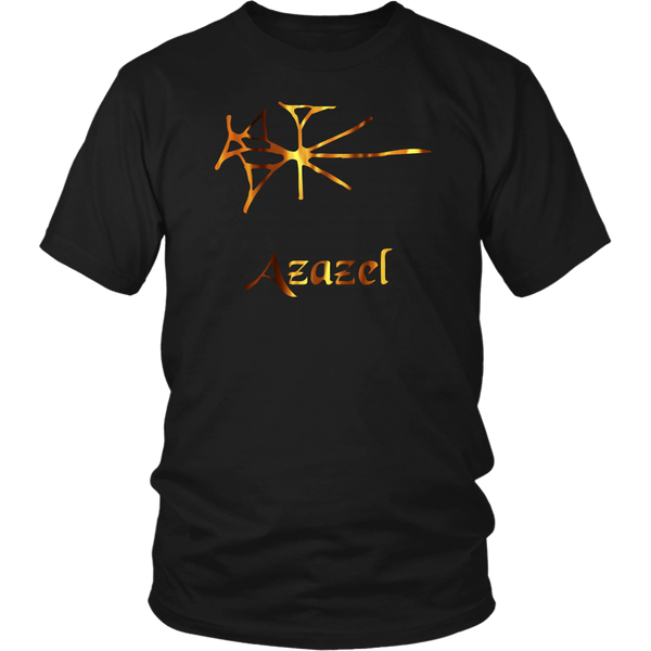 Demon Azazel - Goetia Collection - Unisex T-Shirt