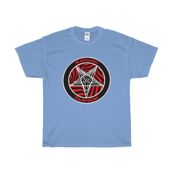 Satanic Fashion- Heavy Cotton Tee