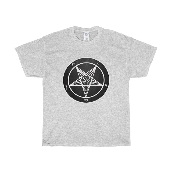 Baphomet  Coal - Heavy Cotton Tee