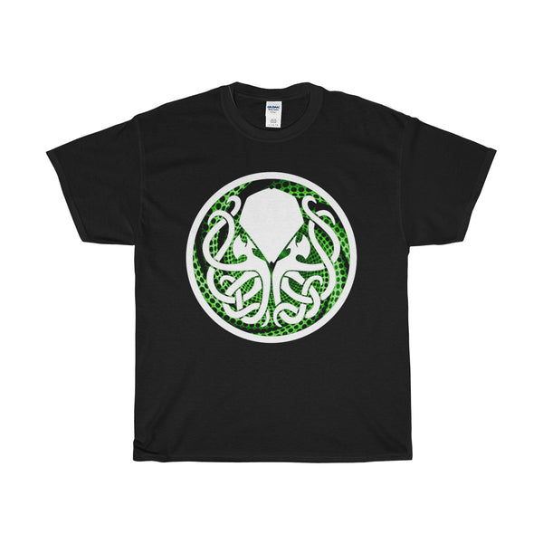 Cthulhu spiral - Heavy Cotton Tee
