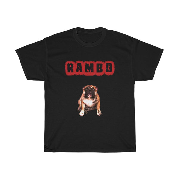 Rambo - Heavy Cotton Tee