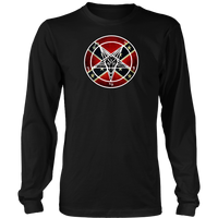 Confederate Baphomet V2 - Uni-Sex, Women, Long Sleeve and Tank