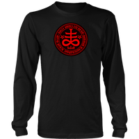 Satanic Seal -  Long Sleeve