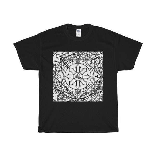 Who Knows -  Heavy Cotton Tee