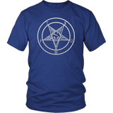 Trump Baphomet - District Unisex Shirt