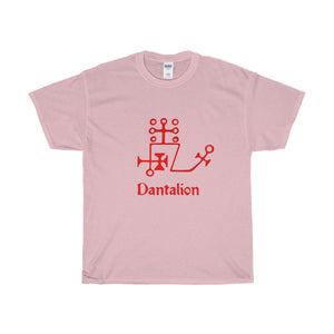 Demon Sigil -Dantalion- Heavy Cotton Tee