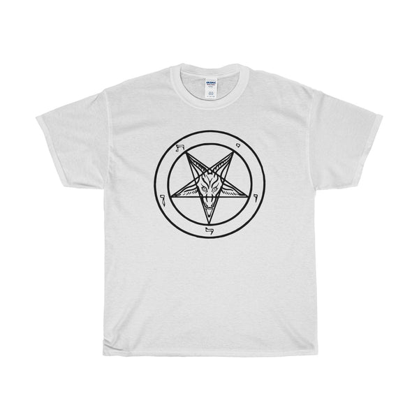Baphomet -  Heavy Cotton Tee