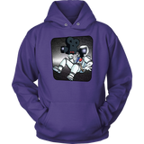 Internet Astronauts - Uni-Sex Hoodie  ( Many sizes and colors )