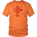 Demon Sigil - Gaap - Goetia Collection ( Blood Sigils ) Men and Women Short Sleeve
