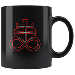 Brimstone Snake - Mug 11oz Black