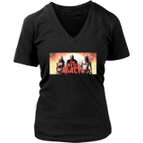 Devils Rejects - Women V Neck