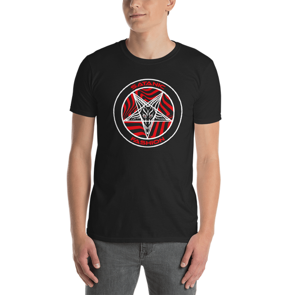Satanic Fashion Design -  T-Shirt