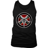 Confederate Baphomet - Uni-Sex / Women/ tank/ long sleeve