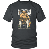 The devils tarot card - Uni Sex T-Shirt