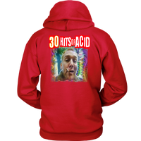 Sample 30 hits of Acid - T shirts.