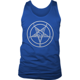 Trump Baphomet - District Mens Tank