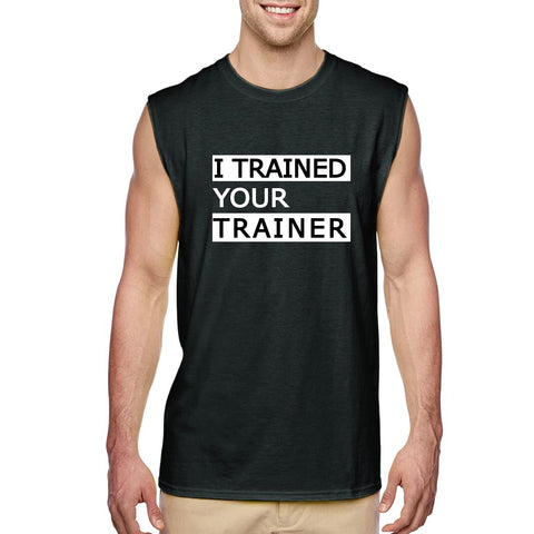 I Trained Your Trainer