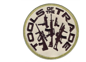 Rothco Tools Of The Trade Patch - Stryker Airsoft