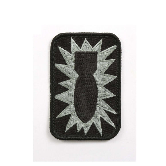 Rothco 52nd Ordnance Group Bomb Morale Patch - Stryker Airsoft