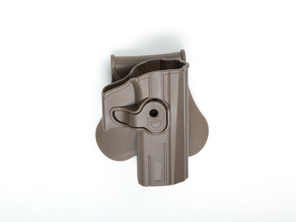 ASG Strike Systems CZ P-07/P-09 Polymer Holster - Stryker Airsoft